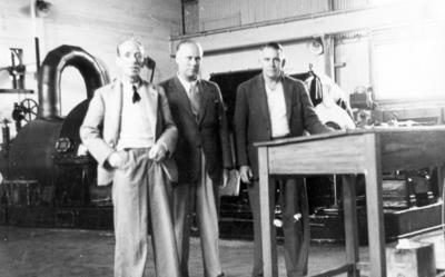 Ernest Swailes, Whakatane Board Mills Company