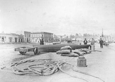 Gibson's Quay, Hokitika, Westland