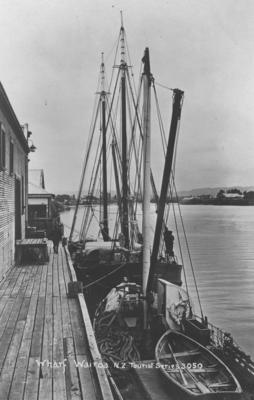 Wharf, Wairoa
