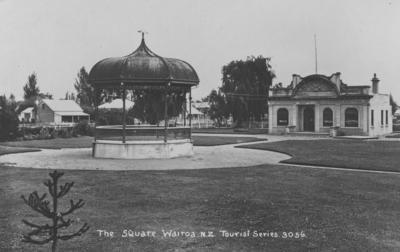 Coronation Square, Wairoa