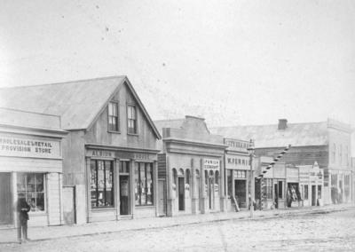 Gladstone Street, Buller, Westport, West Coast