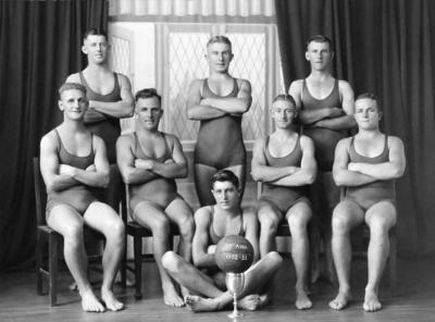 Water Polo Cup Holders, Te Awa Club