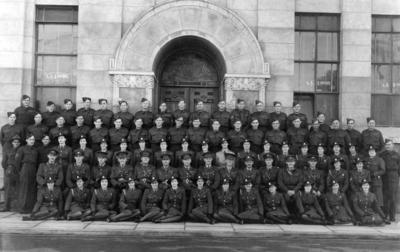 Army, Hawke's Bay Headquarters Staff, Napier; Hurst, Arthur Bendigo