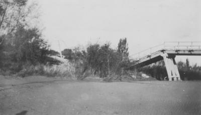 Esk Bridge, Hawke's Bay; Newport, Rex Frederick