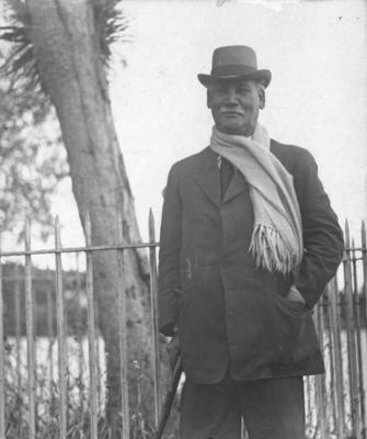 Portrait of Sir James Carroll