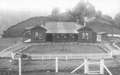 The Lake House, Lake Waikaremoana