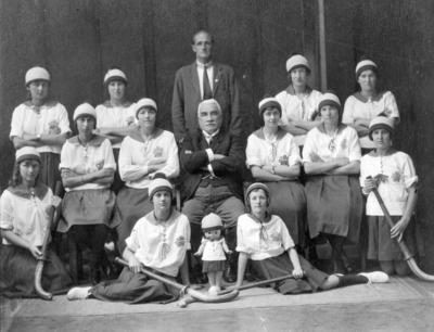 Te Awa Hockey Club, Juniors; Deighton Studios