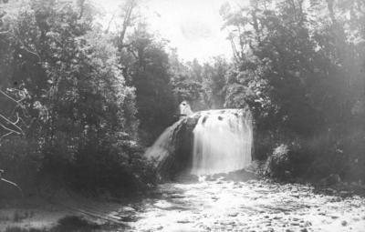 Waterfall, Waikaremoana