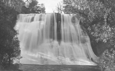 Papakorito Falls, near Lake Waikaremoana
