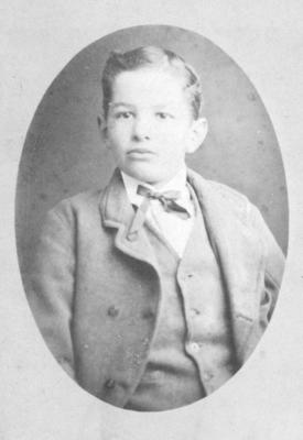 Portrait of Henry Thayer