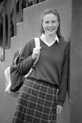Rachel Plummer, Zonta Club Hawke's Bay Young Woman of Potential