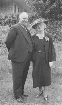 Vernon and Jessie Venables