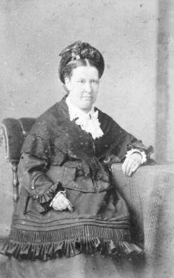 Portrait of Mrs Holder