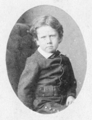 Portrait of Master Holder