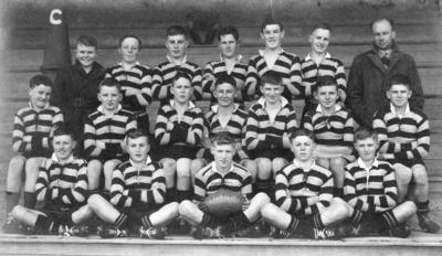 Southern Hawke's Bay Primary Schools Representative Rugby Football Team