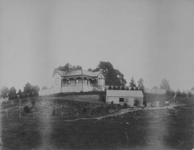 Home of George Richardson, Napier