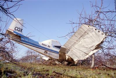 Cessna 188 Agair Aircraft Crash, Havelock North