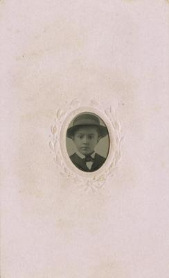 Portrait of Philip Langley