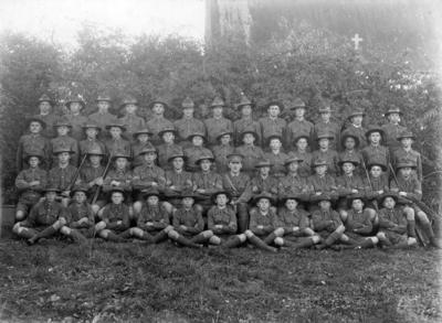 Cadets, Waipawa District High School