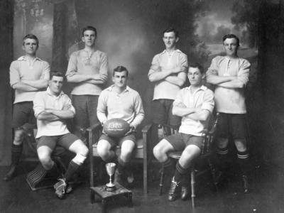 High School Old Boys Rugby C Team