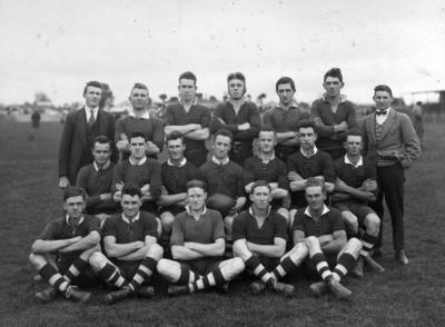 Hastings High School Old Boys, Junior Fifteen