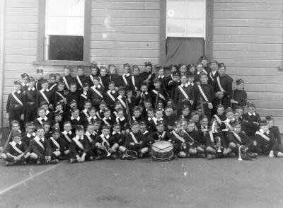 Waipawa Junior Cadets; Golder, William