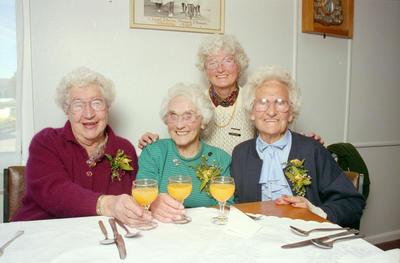 Marewa Bowling Club Members, Napier