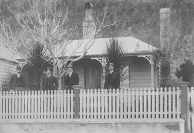 Te Whare Rakau, Marine Parade, Napier