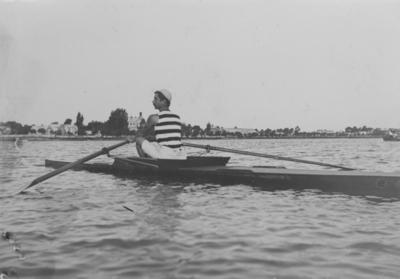 Sculler, Napier Rowing Club