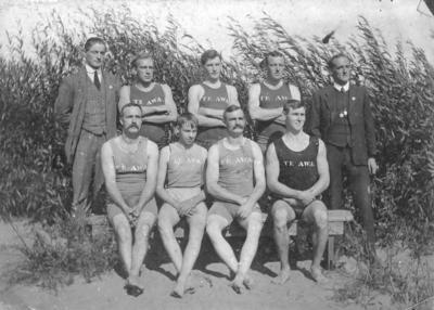 Te Awa Swimming and Lifesaving Club photograph