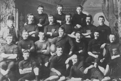 Group portrait, Otago Rugby Representatives