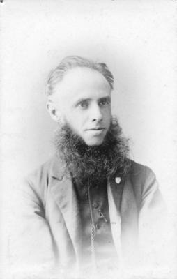 Portrait of J J Lewis