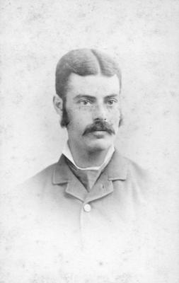 Portrait of D E Lindsay