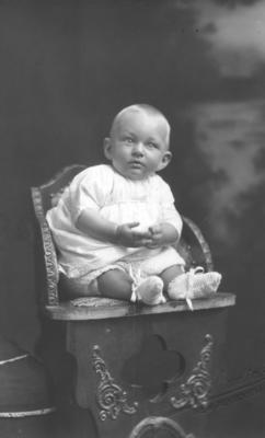 Portrait of Colin Lovegrove