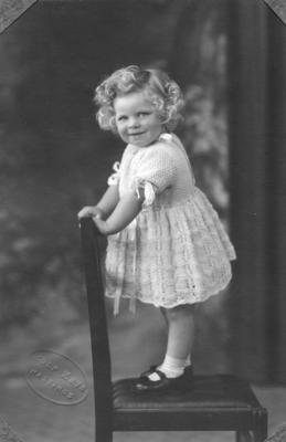 Portrait of Margaret McKeesick