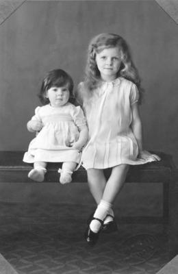 Portrait of Margaret and Doreen McKeesick