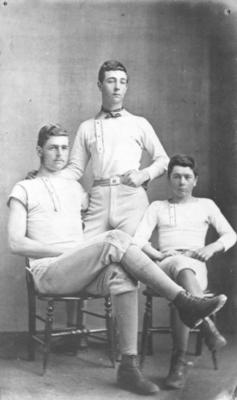 Portrait of members of the McHardy family