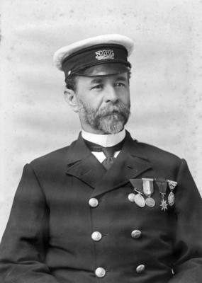 James Gatland Gilberd