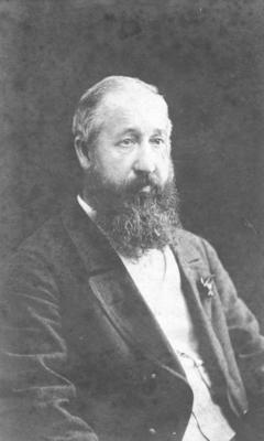 Portrait of Matthew Robertson Miller