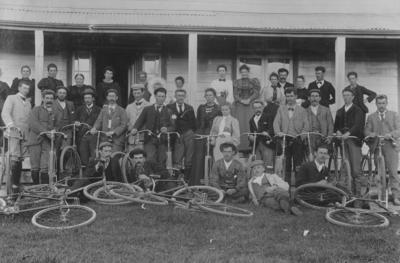 Wanderers' Bicycle Club, Napier