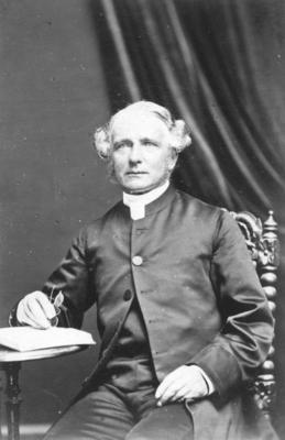 Portrait of the Reverend William Marshall