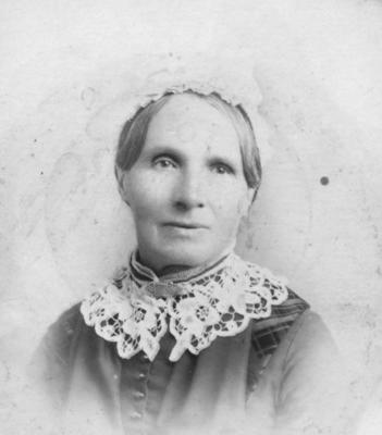 Portrait of Mrs W Smith