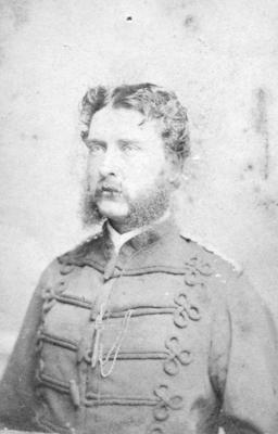 Portrait of Captain John St George