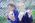 Napier Intermediate pupils Ana Poi and Jeremy McKay